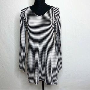 Soma | Lounge Wear Soft Striped Tunic